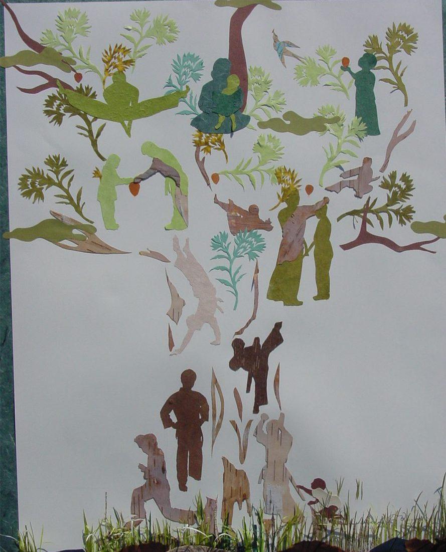 The Symbolic Tree of Martial Arts