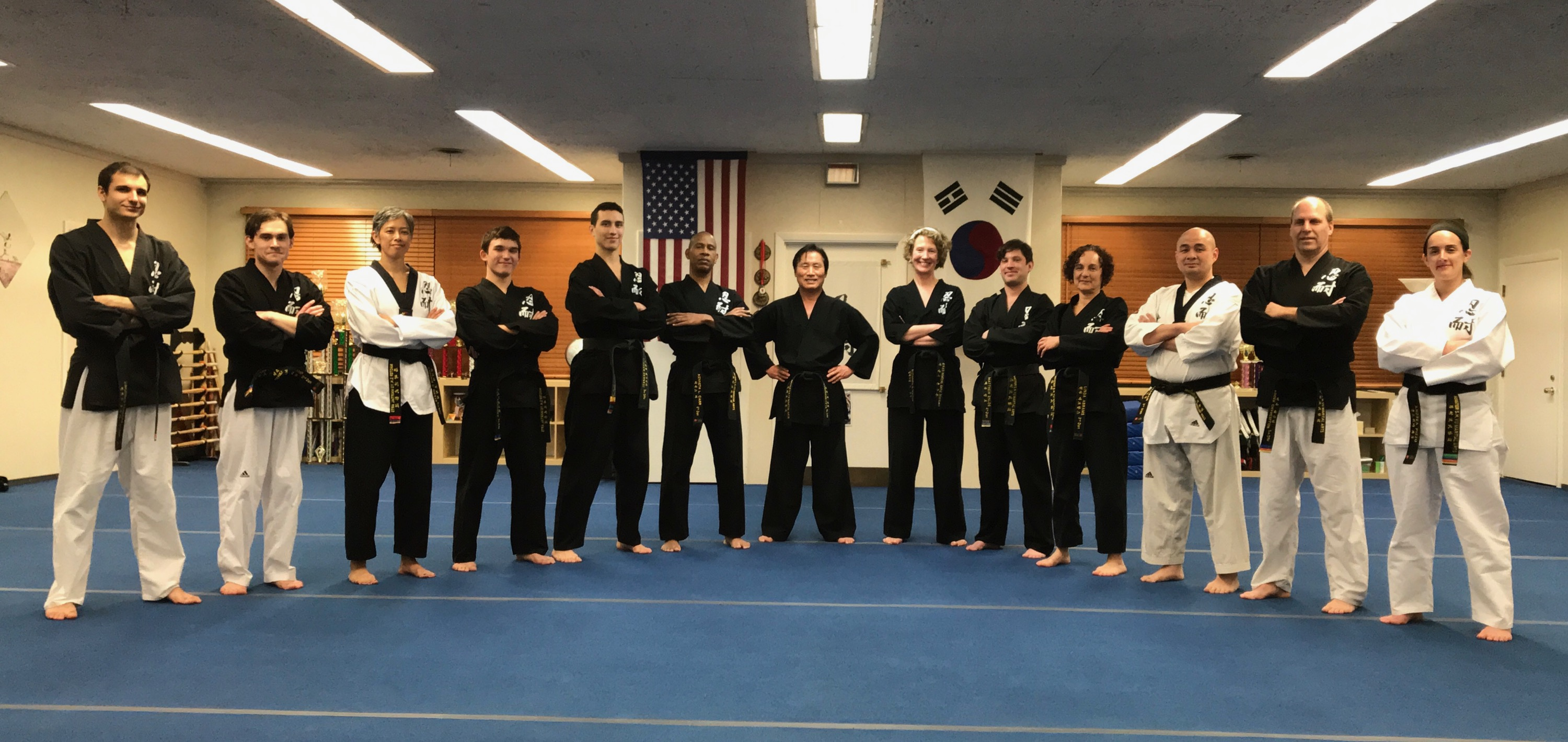 Martial Arts Instructors
