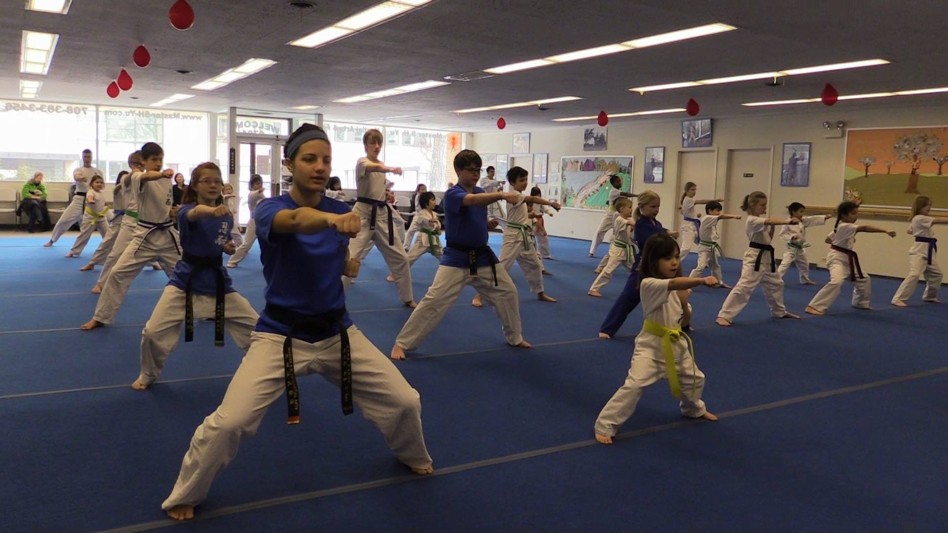 Kids Karate Classes – Oak Park, River Forest, IL