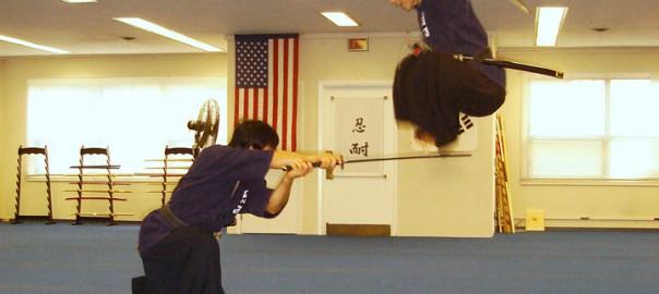 Elmwood Park- Korean Swords program