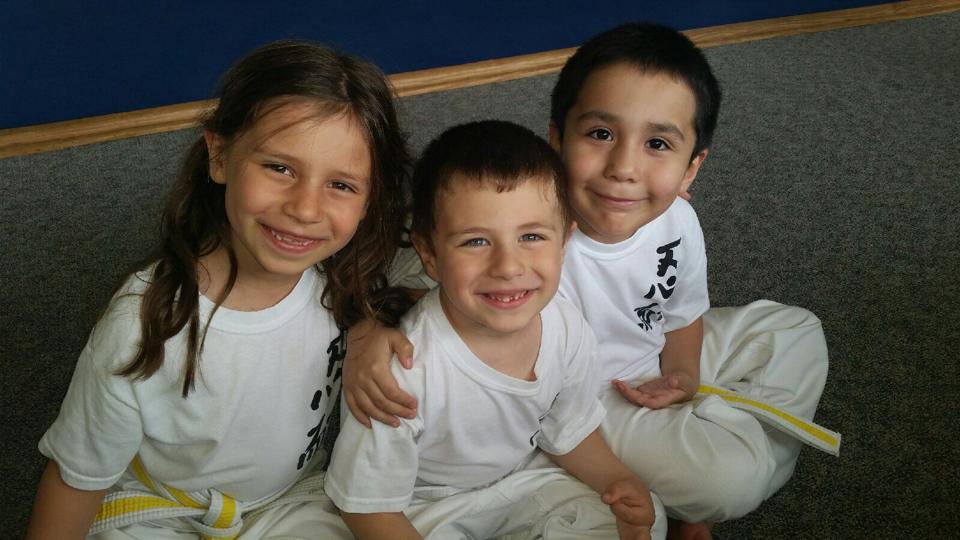 KinderKarate in Riverside