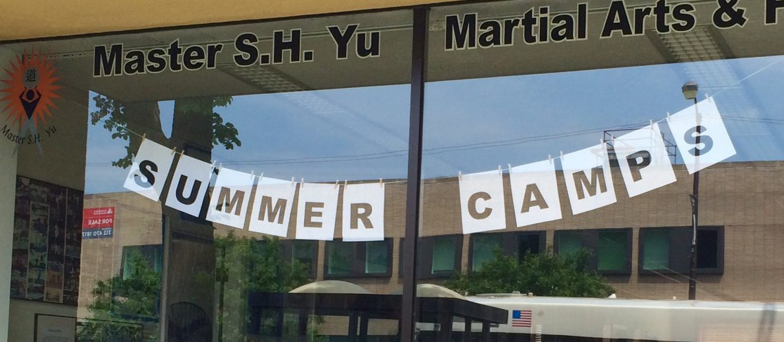 Martial Arts - Summer Camps