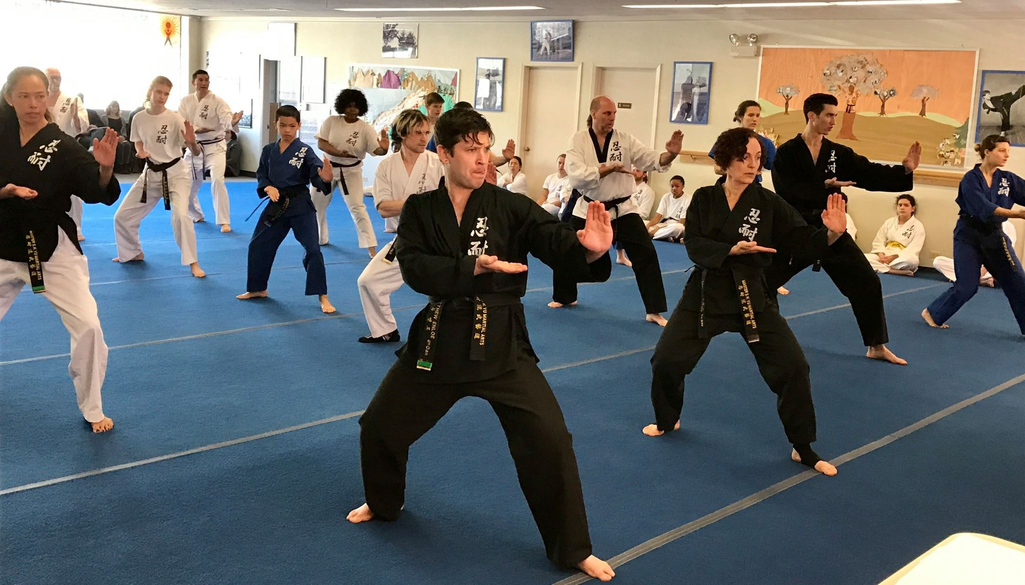 Adult & Teen Martial Arts