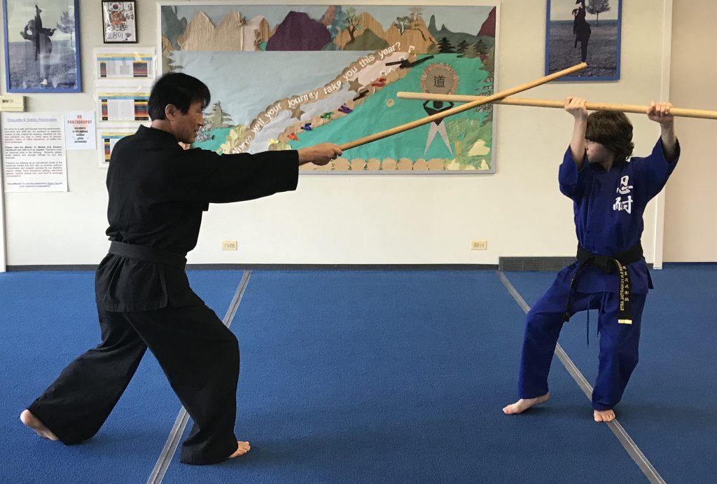Master Yu Kumdo - Master S.H. Yu Martial Arts