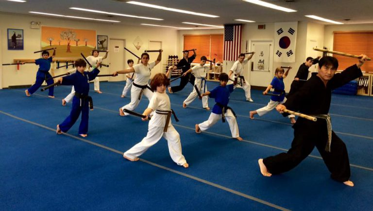 Adult and Teen Martial Arts Classes – Berwyn, IL