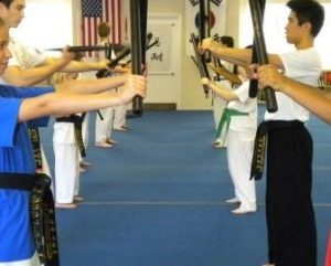 Artistic Weaponry Camp – President's Day