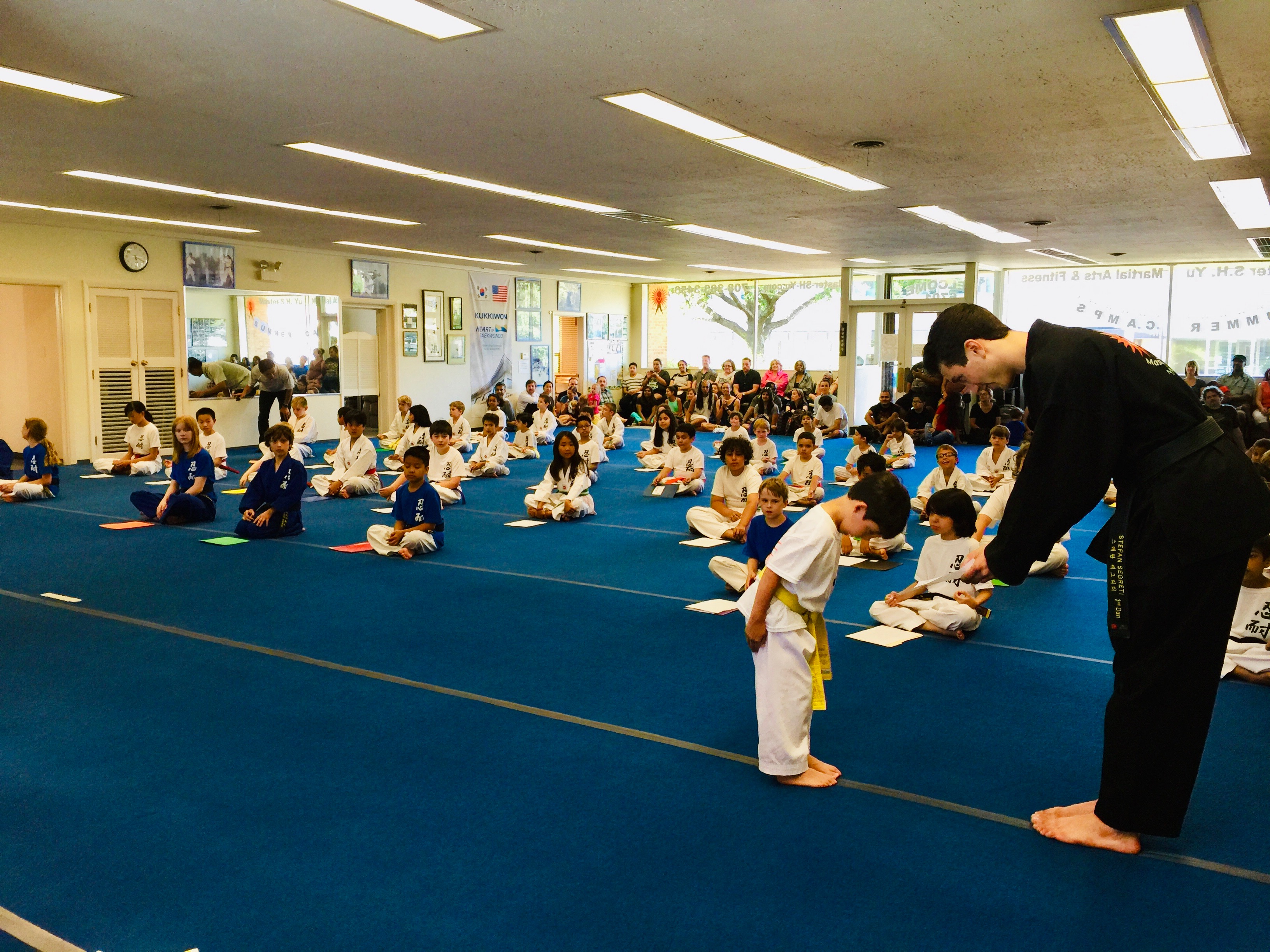 Grand-Master-Yu-Children-Promotion-Ceremony