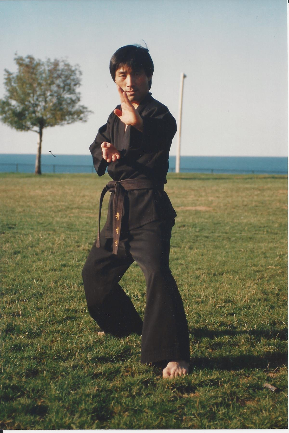 Sr. GrandMaster Yu