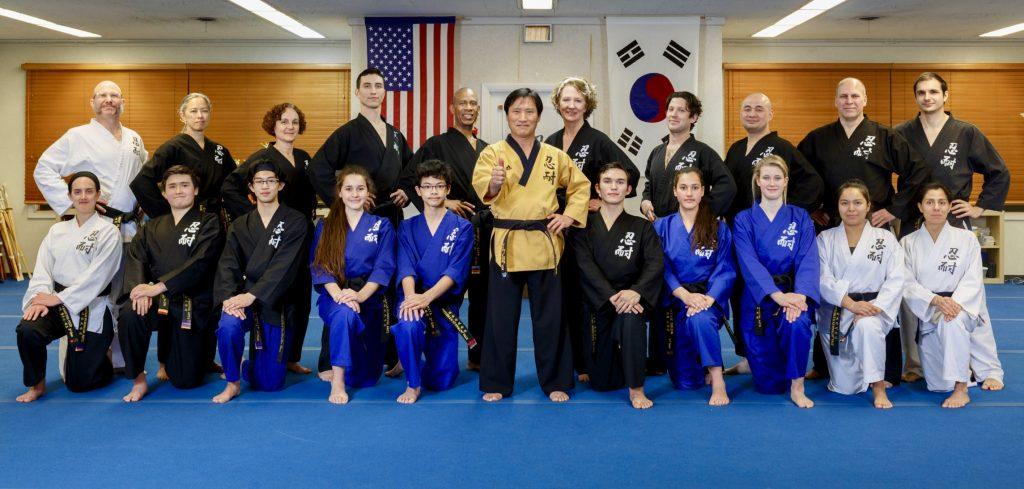 Master S.H. Yu Martial Arts Instructors