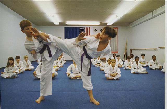 Kids Karate Classes – River Forest, IL