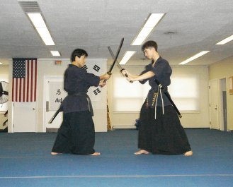 Kumdo Martial Arts Sword in River Forest, IL