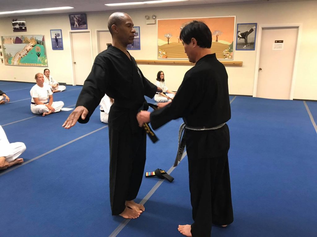Martial Artist Promotion