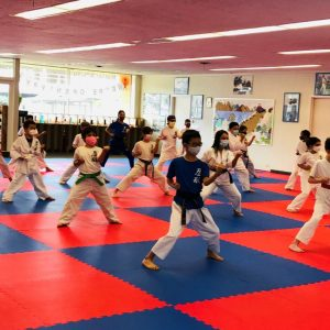 Kids Martial Arts - May 2021