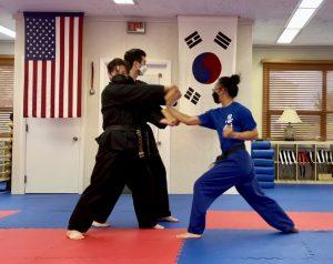 Practice martial arts